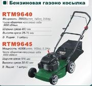 Газонокосилка бензиновая. RTM 9640