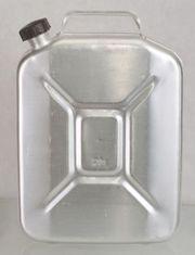 Канистры 20 литровые (Алюминиевые)