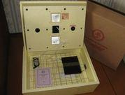 Инкубатор  Золушка-70 яиц автомат,  12-v