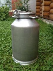 Фляги пищевые алюминиевые 40-литров